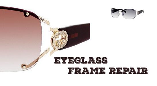Eyeglass Frame Repair | JJ WATCH